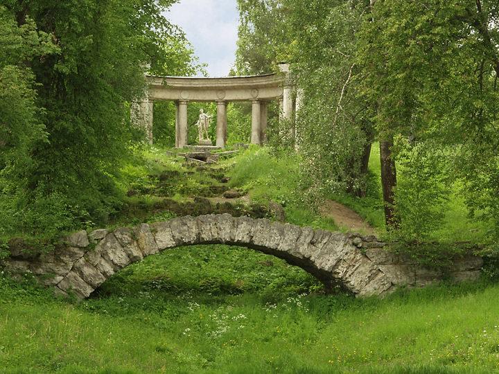Parc a Pavlovsk