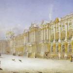 """V.Sadovnikov """" Palais Catherine a Tsarskoie Selo"""""""