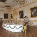 Salle a manger. Palais Catherine. Tsarskoie Selo